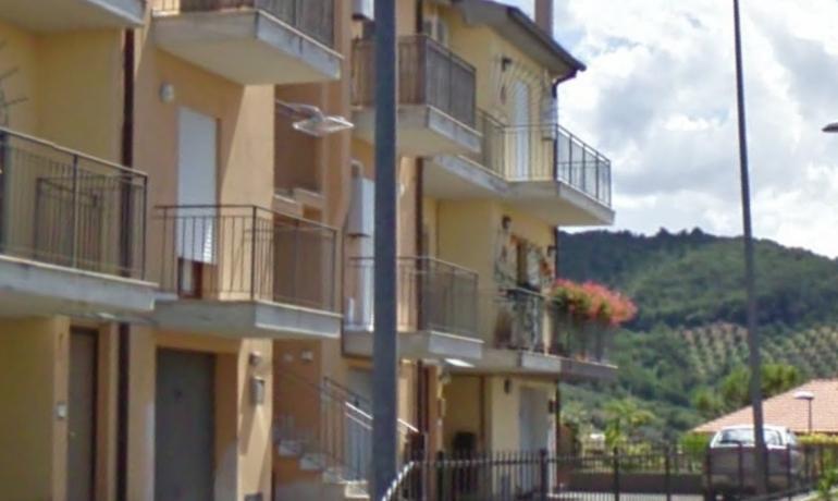 TRILOCALE CON GARAGE, CINIGIANO, FRAZ. SASSO D'OMBRONE