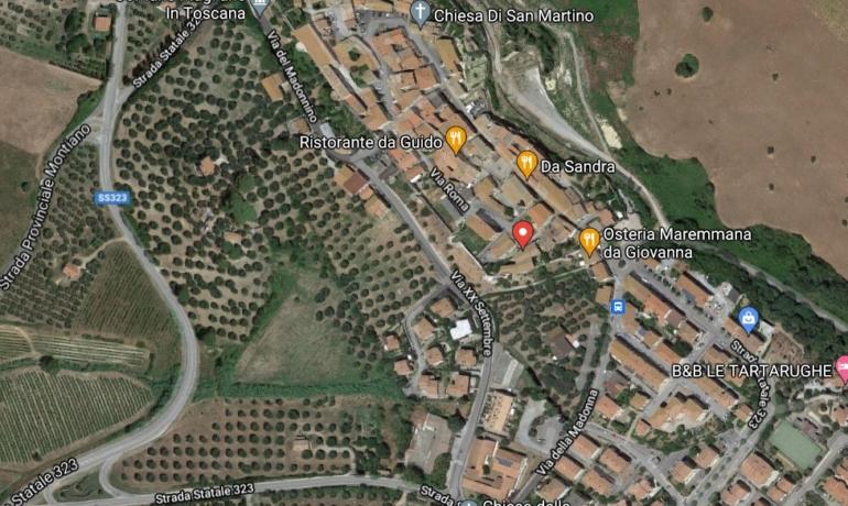 CARATTERISTICO BILOCALE NEL CENTRO STORICO DI MAGLIANO IN TOSCANA
